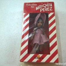 Muñeca española clasica: MUÑECA MARIQUITA PEREZ-ALTAYA-NUEVA EN SU BLISTER-N. Lote 85649080