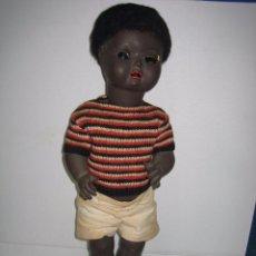 Muñeca española clasica: ANTIGUO MUÑECO DE VINILO. MARCA JC-SA. ALTURA 53CM. Lote 85918424