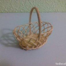 Muñeca española clasica: CESTA ACTUAL PARA MUÑECA.. Lote 86331676