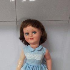 Klassische spanische Puppen - MUÑECA CELULOIDE CUERPO PLASTICO AÑOS 50-60 - 86634914