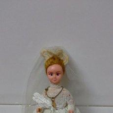 Klassische spanische Puppen - MUÑECA DE COMUNION DE CELULOIDE AÑOS 50-60 - 87441048
