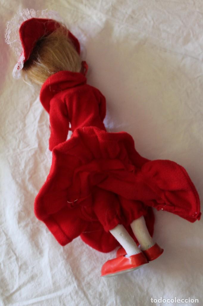 Muñeca española clasica: ANTIGUA MUÑECA DE ALAMBRE, tela y fieltro DE MUÑECAS LAYNA - Foto 2 - 90982705