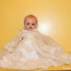 Muñeca española clasica: ANTIGUO MUÑECO BEBE MOLINA - AÑOS 60. Lote 94511410