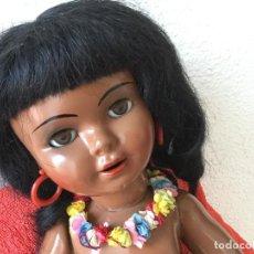 Muñeca española clasica: MUÑECA LILY, LILI HAWAIANA DE CARMEN CERVERA. Lote 56468373