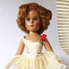 Muñeca española clasica - DIFÍCIL MUÑECA DE FLORIDO AÑOS 50- CARTÓN AL DUCO - 97111447
