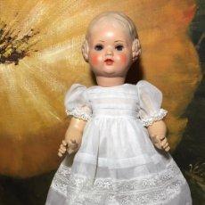 Muñeca española clasica: MUÑECA ANTIGUA CELULOIDE DE ICSA ? PARA COLECCIÓN 45 CM. Lote 98401575