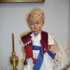 Muñeca española clasica: ARTURITO, MUÑECO ESPAÑOL, AÑOS 40. VESTIDO DE VALENCIANO. Lote 98553063