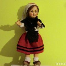Muñeca española clasica: MUÑECA MARICELA,AÑOS 1940,( SANTIAGO MOLINA ONIL,CREADOR MARIQUITA PEREZ). Lote 98689263