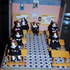 Muñeca española clasica: ANTIGUO COLEGIO DE MUÑECAS INICIOS SIGLO XX. Lote 99824923