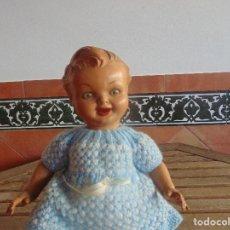Muñeca española clasica - MUÑECO DE LA CASA DIANA EN CELULOIDE CON SISTEMA PARLANTE - 100759047