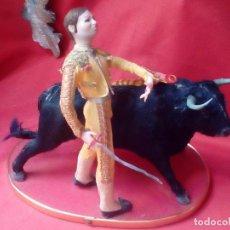 Muñeca española clasica: ANTIGUA. MUÑECA. TORERA.. Lote 101063211