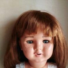Klassische spanische Puppen - Antigua muñeca creo que de terracota , años 50. - 101241695
