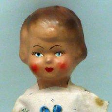 Muñeca española clasica - Pepona muñeca cartón piedra articulada ropa original años 30 - 40 27 cm alto - 102612911