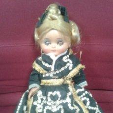 Muñeca española clasica: MUÑEQUITA OJOS DURMIENTE. Lote 102968271