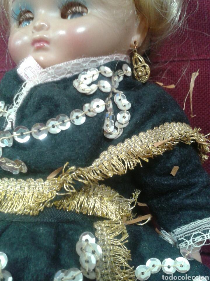 Muñeca española clasica: MUÑEQUITA OJOS DURMIENTE - Foto 7 - 102968271
