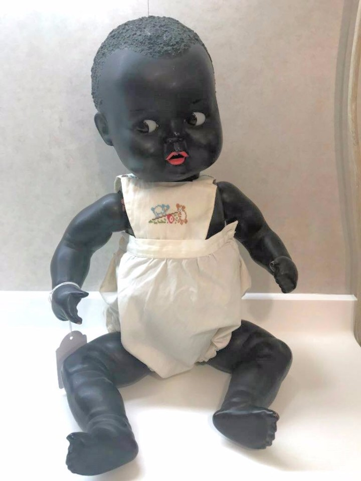 Muñeca española clasica: Bebé negrito de ICSA - Foto 5 - 102989167