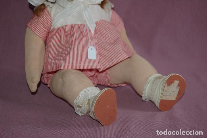 Muñeca española clasica: rubita de florido - Foto 5 - 103113807