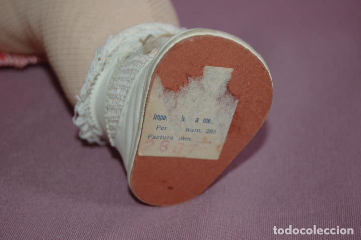 Muñeca española clasica: rubita de florido - Foto 7 - 103113807