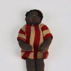 Muñeca española clasica: MIN-20. MUÑECA EN TELA Y METRAL. PRINCIPIOS S.XX.. Lote 103679623