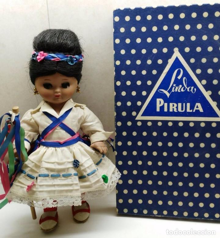 Muñeca española clasica: Linda Pirula con caja - Foto 2 - 103883219