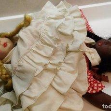 Muñeca española clasica: MUÑECA TOPSY TURVY. Lote 143295673