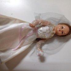 Muñeca española clasica: MUÑECA CELULOIDE 23 CM. Lote 104734010