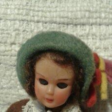 Muñeca española clasica: ANTIGUA MUÑECA CELULOIDE OJOS DURMIENTES. Lote 105448128
