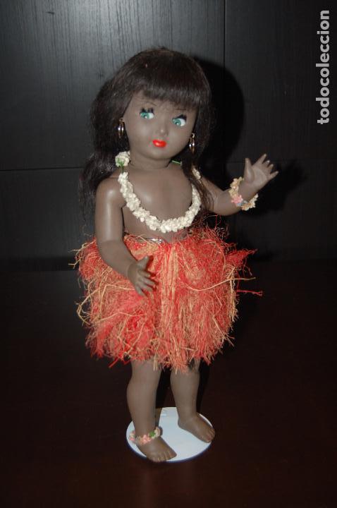 Muñeca española clasica: sirenita de icsa años 40-50 - Foto 3 - 135417329