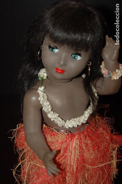 Muñeca española clasica: sirenita de icsa años 40-50 - Foto 5 - 135417329