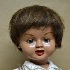 Muñeca española clasica: MUÑECA PAOLA DE EDA DURA, 50´S. Lote 105996351