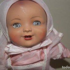 Muñeca española clasica: MUÑECA BEBE VIRGILI ORIGINAL Y SIN USO . Lote 109093823