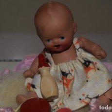 Muñeca española clasica: BABY DOLLS CON SU AJUAR. Lote 109469055