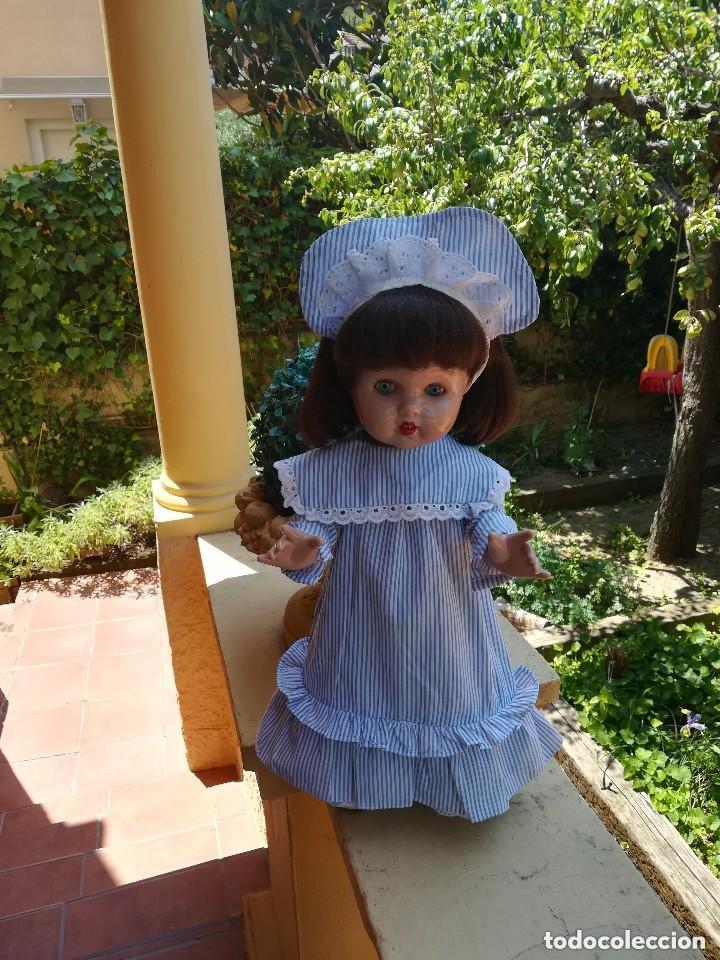 Muñeca española clasica: Conjunto antiguo valido para Mariquita Perez - Foto 3 - 109560719