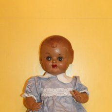 Klassische spanische Puppen - PEPIN ANTIGUO MUÑECO DE CARTÓN PIEDRA DE SANTIAGO MOLINA - AÑO 50 - 110022611