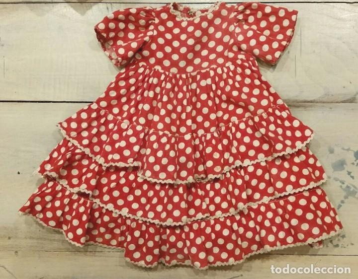 Vestido De Gitana Para Muñecas Años 40 De 50 Cm Comprar