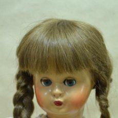 Muñeca española clasica: MUÑECA FLORIDO, POSÍBLEMENTE MARÍA AMÉRICA Ó BEGOÑA, AÑOS 50. Lote 110455803