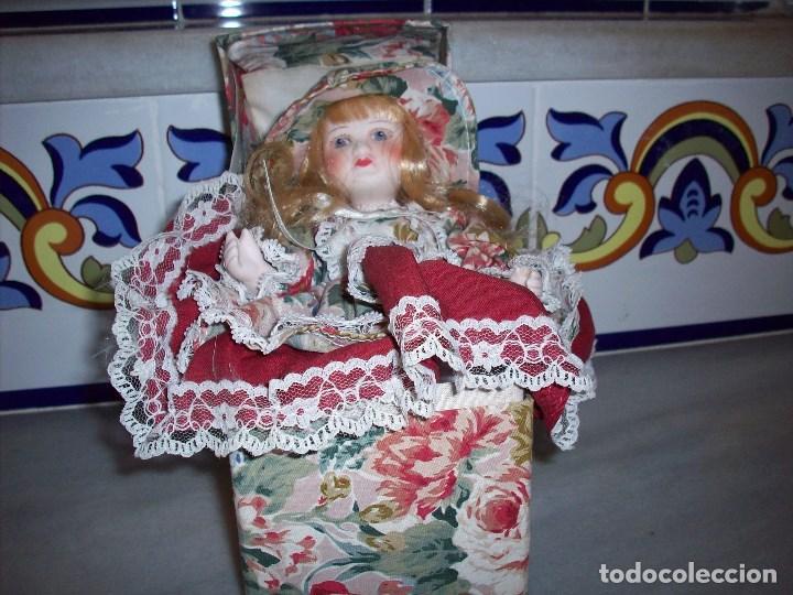 MUÑECA CAJA (Juguetes - Otras Muñecas Españolas Clásicas (Hasta 1.960))