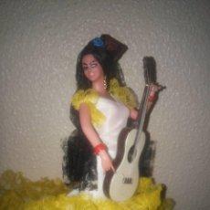 Muñeca española clasica: LOTE MUÑECO/AS DE MARIN DE FLAMENCO CHICLANA CADIZ . Lote 111803763