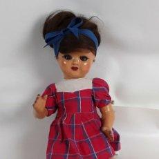 Muñeca española clasica: MUÑECA ESPAÑOLA POSGUERRA. CIRCA 1950. ESPAÑA. Lote 198065751
