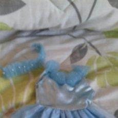 Muñeca española clasica: VESTIDO DE LA MUÑECA LILI ANTIGUA. Lote 112998979