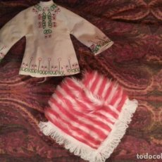 Muñeca española clasica: ROPA SORAYA O LISSI. Lote 113078587