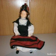 Muñeca española clasica: MUÑECA ANTIGUA A IDENTIFICAR. Lote 113086251