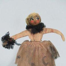 Muñeca española clasica: ANTIGUA MUÑECA BAILARINA. PPIOS. SIGLO XX. Lote 113114547