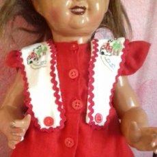 Muñeca española clasica: VESTIDO PARA MARIQUITA PEREZ O GISELA DE LOS 40. Lote 113295075