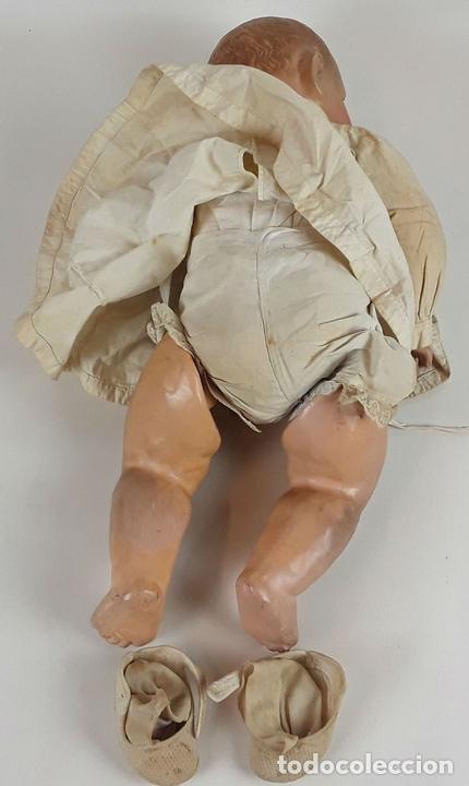 Muñeca española clasica: MUÑECO DE CELULOIDE. CIRCA 1940. - Foto 2 - 114450015