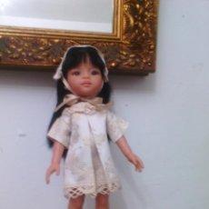 Muñeca española clasica: VESTIDO MUÑECA LIU PAOLA REINA. Lote 114679447