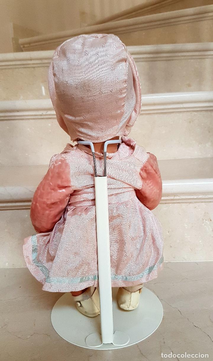 Muñeca española clasica: PRECIOSO MUÑECO, BEBE ANTIGUO DE COMPOSICION CARTON,AÑOS 1930-1940 - Foto 5 - 114803987