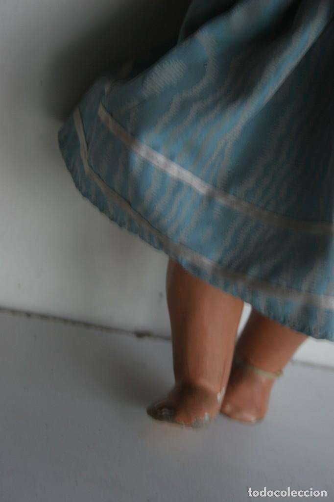 Muñeca española clasica: MARICIELA SANTIAGO MOLINA CON GORRO Y VESTIMENTA ORIGINAL - Foto 11 - 115421911