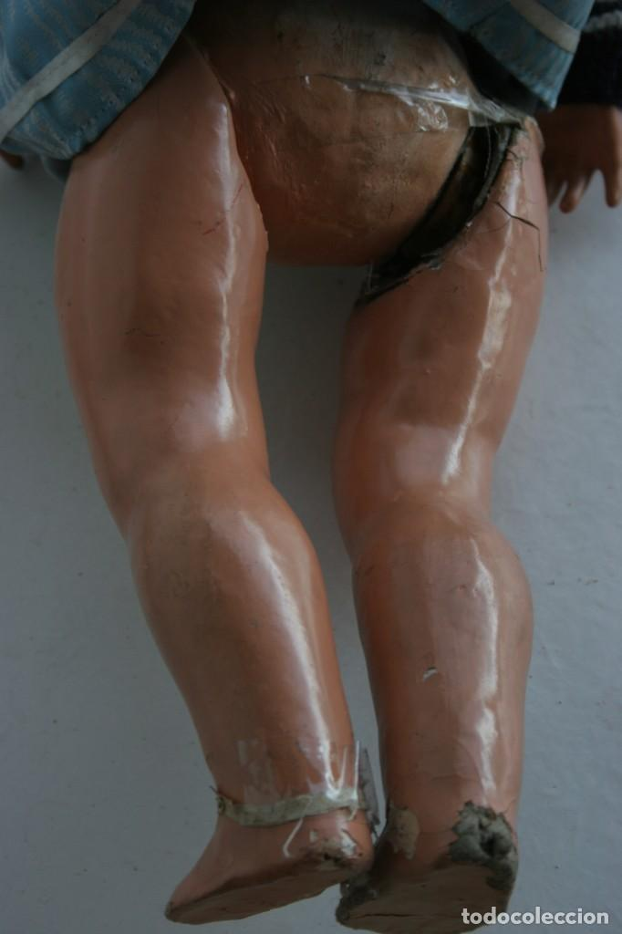 Muñeca española clasica: MARICIELA SANTIAGO MOLINA CON GORRO Y VESTIMENTA ORIGINAL - Foto 14 - 115421911