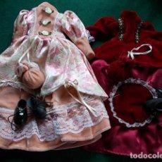 Muñeca española clasica: TRAJES DE MUÑECAS. Lote 115461155